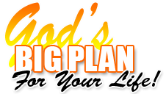 God's Big Plan Logo