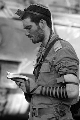 Asael Lubotsky, IDF Soldier, Golani Brigade (Free image licence under https://en.wikipedia.org/wiki/GNU_Free_Documentation_License